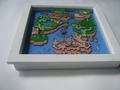 Super Mario World 3D  map Art